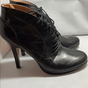 NINE WEST Trixxy High Heel Ankle Bootie